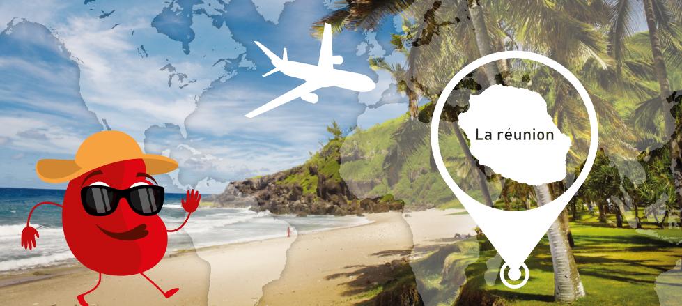 Dialyse vacances, La Réunion est accessible grâce à l'Aurar
