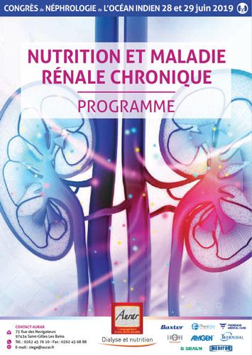 Congres de néphrologie de l'Océan Indien – 5eme édition