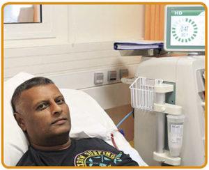 Dialyse ou greffe de rein
