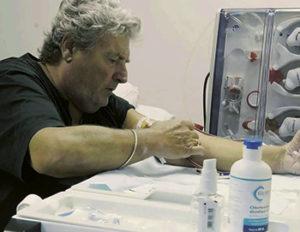 Dialyse à domicile