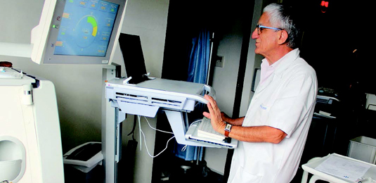 Un nouvel outil innovant pour l'Aurar : la dématérialisation du dossier patient