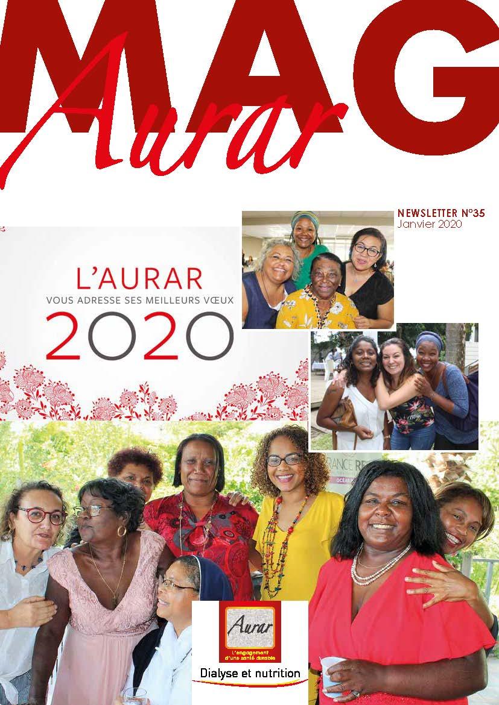 MAG Aurar – N°35 – Janv.2020
