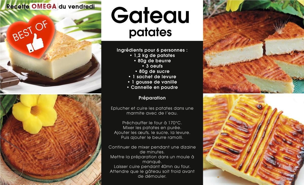 Gaterau patates