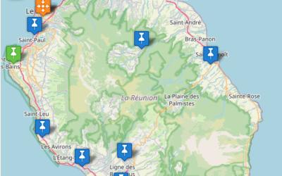 Nos unités de soins à la Réunion