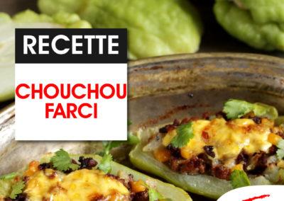 Chouchous farcis