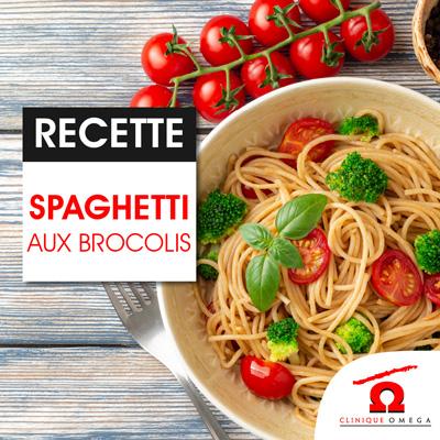 Spaghettis au Brocoli