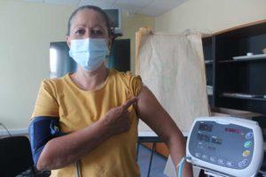 Jocelyne FOLIO (aide-soignante)